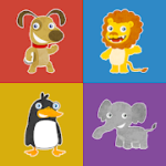 Animales juegos para niños: mejores juegos educativos android