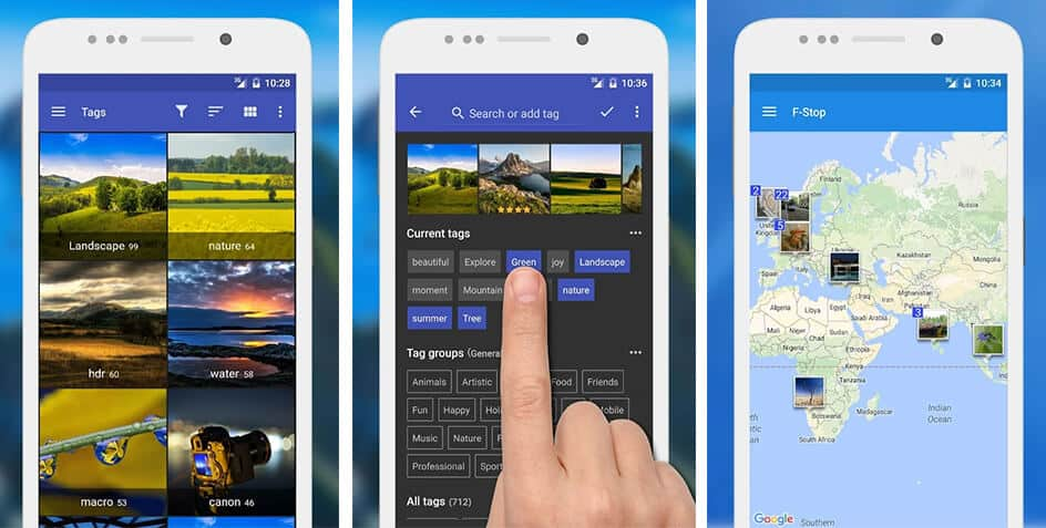F-Stop Gallery - The best gallery apps for Android