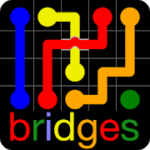 Flow Free Bridges