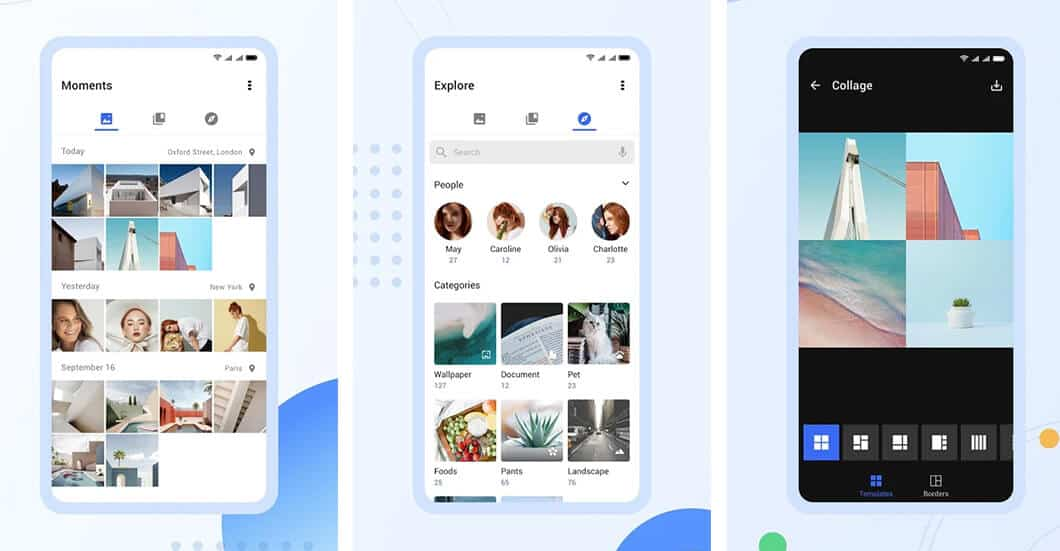 Gallery - The best gallery apps for Android