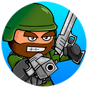 mini militia: mejores juegos android multijugador