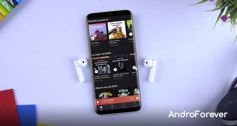 mejores apps de musica para android