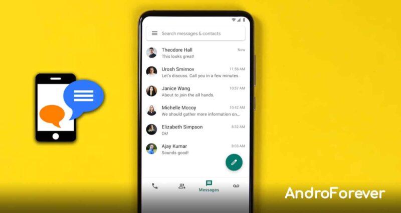 mejores aplicaciones para enviar sms en android