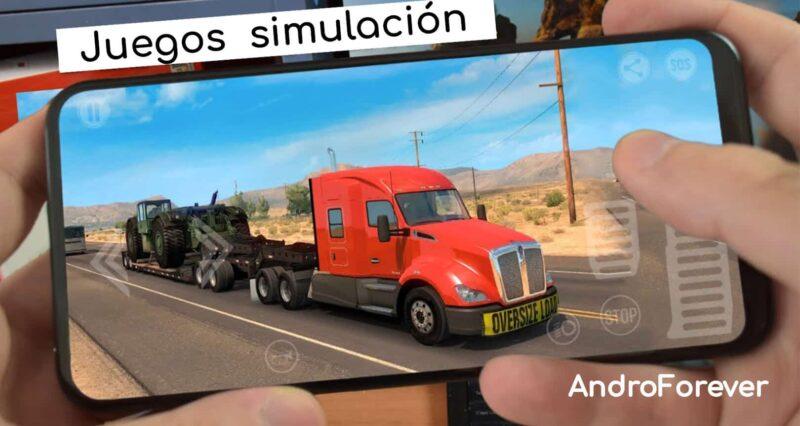 mejores juegos simulacion android