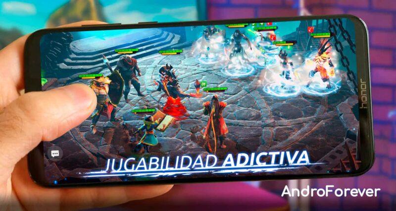 10 Mejores Juegos Para Android De Rol Rpg De 2020