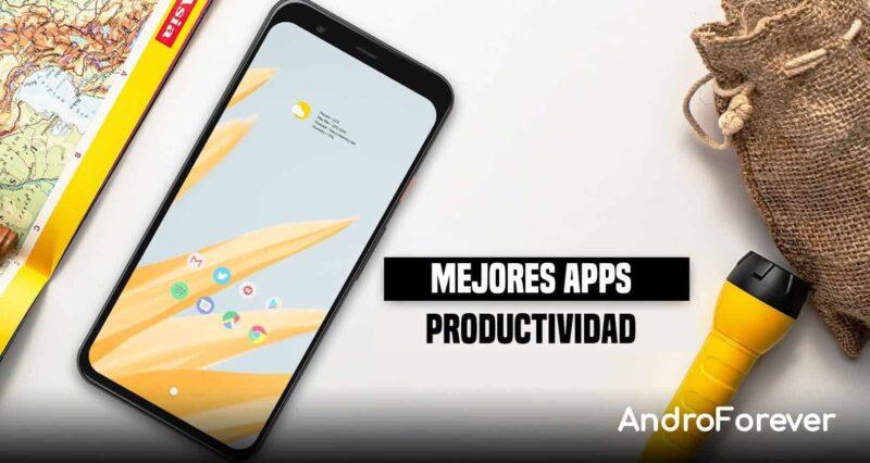 mejores aplicaciones de productividad para android