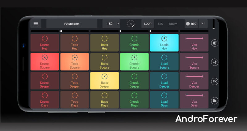 mejores aplicaciones alternativas garageband android