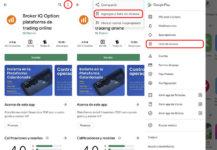 añadir aplicaciones favoritas, trucos google play store