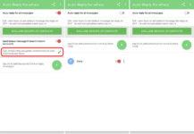 respuesta automática mensajes, trucos consejos whatsapp