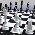 maestro de ajedrez 3d