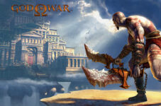 God of war - chains of Olympus psp