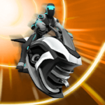 Gravity Rider: mejores juegos de motos para android