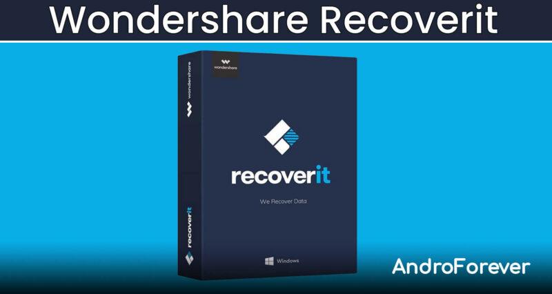 descargar wondershare recoverit full para windows