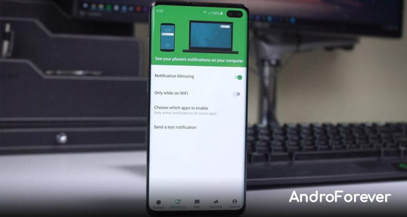 aplicaciones para conectar android en el pc