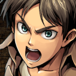 attack on titan tactics: mejores juegos anime android