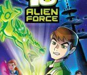 Ben 10 Alien Force PPSSPP - PSP