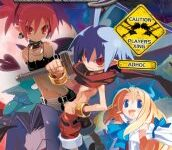 Disgaea Afternoon of Darkness PPSSPP - PSP