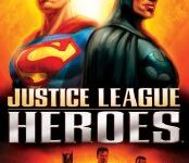 Justice League Heroes PPSSPP - PSP