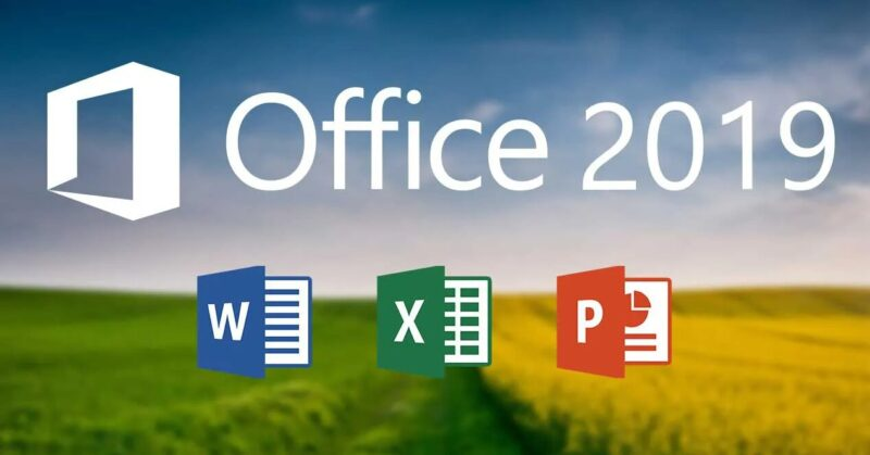 office 2019 para windows