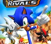 Sonic Rivals PPSSPP - PSP