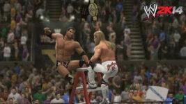 WWE smackdown vs raw 2k14 psp