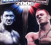 WWE Smackdown Vs Raw 2006 PPSSPP - PSP