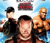 WWE Smack Down Vs Raw 2008 PPSSPP - PSP