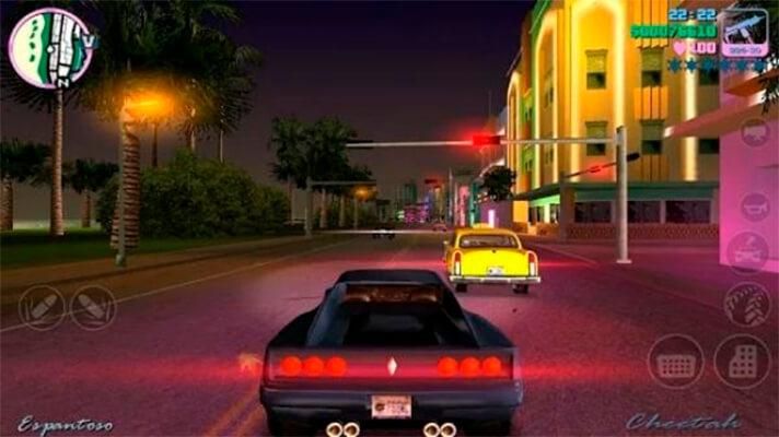 GTA Vice City on Mobile