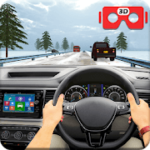 VR Traffic Racing In Car Driving