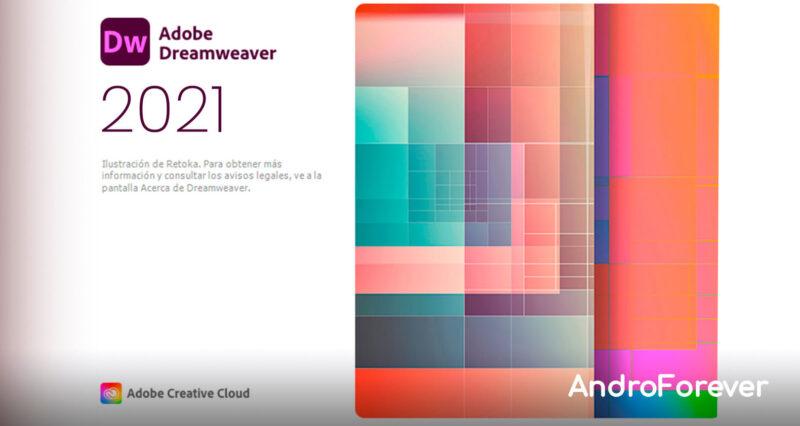 adobe dreamweaver cc 2021