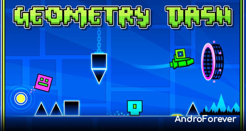 geometry dash para android