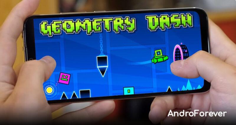 descargar geometry dash para android