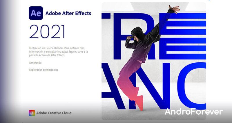 descargar adobe after effects cc 2021