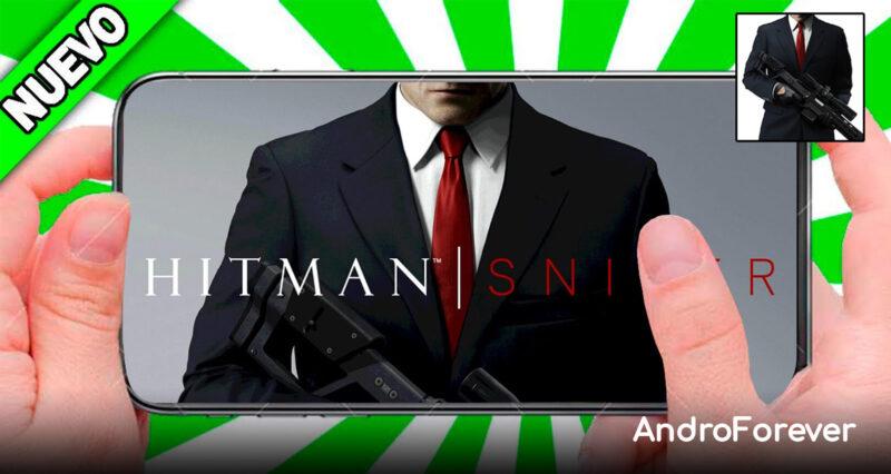descargar hitman sniper para android