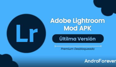 descargar adobe lightroom apk premium