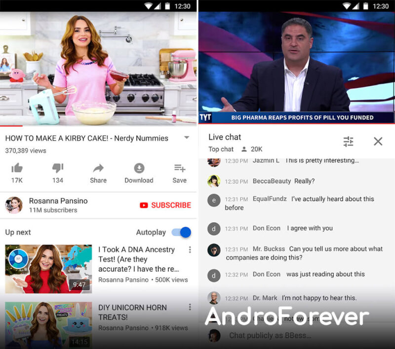 youtube premium para android apk mod