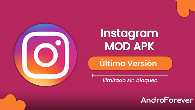 instagram apk mod para android