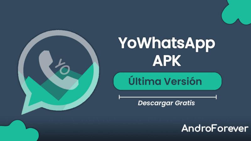 descargar yowhatsapp para android 2021