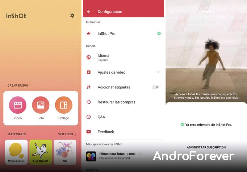 inshot pro apk mod android