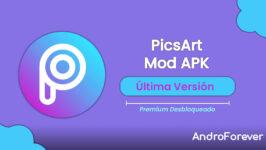PicsArt APK MOD 18.1.0 (Premium Desbloqueado)