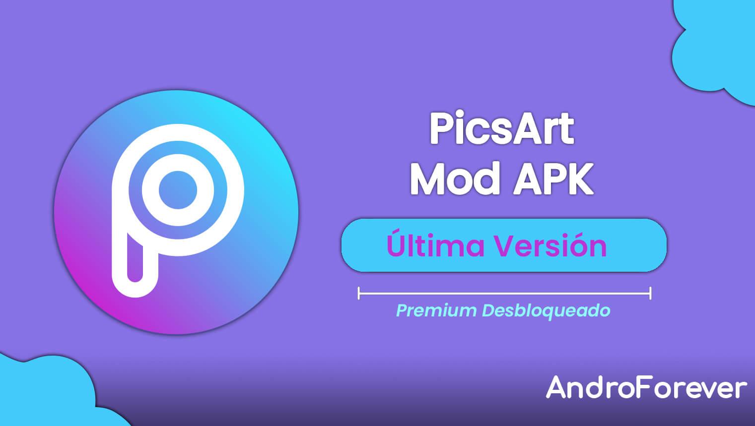 PicsArt APK MOD 17.7.0 (Premium Desbloqueado)