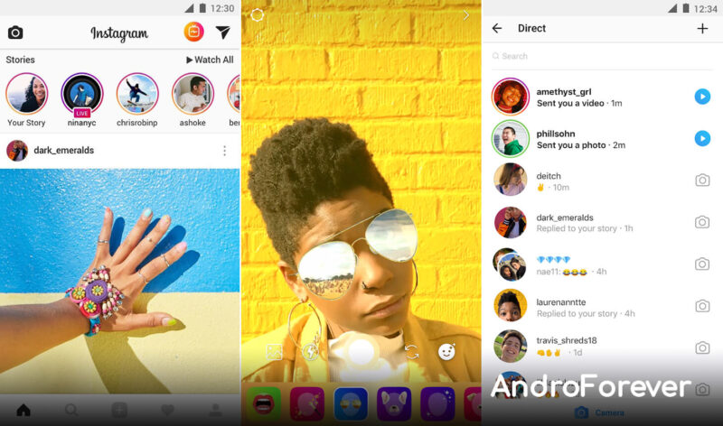 instagram mod para android