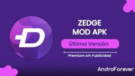 ZEDGE APK MOD 7.17.1 (Premium Desbloqueado)