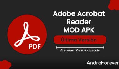 descargar adobe acrobat reader premium para android