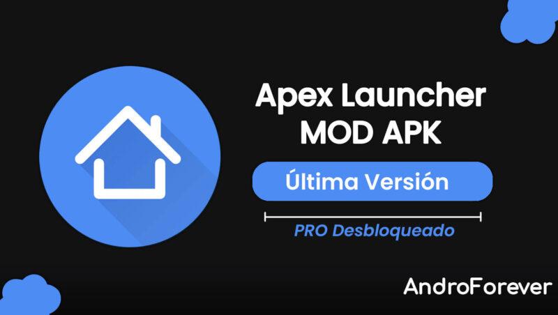 descargar apex launcher para android