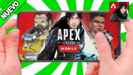 Apex Legends Mobile APK+OBB 0.54.4597.97 (Android)