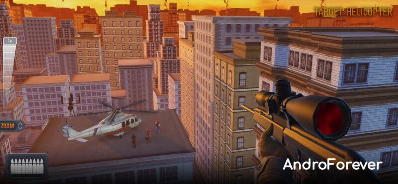 sniper 3d apk mod