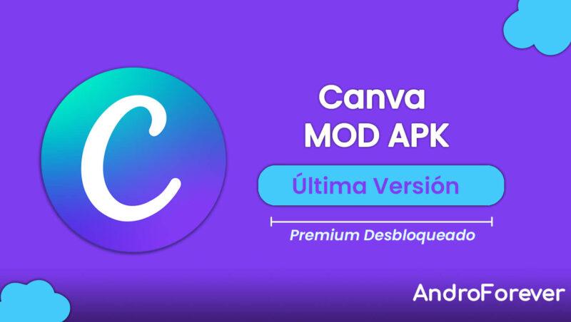 descargar canva premium apk para android