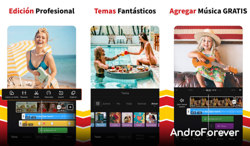 vivavideo mod apk premium android