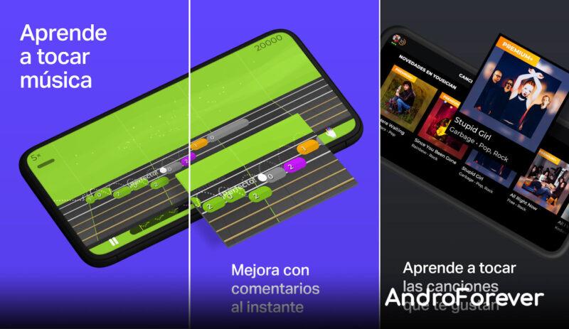 yousician mod premium para android